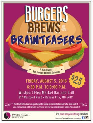 BurgersBrewsBrainteasers