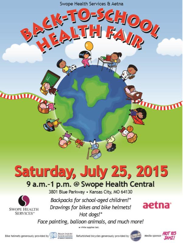 Ped Health Fair