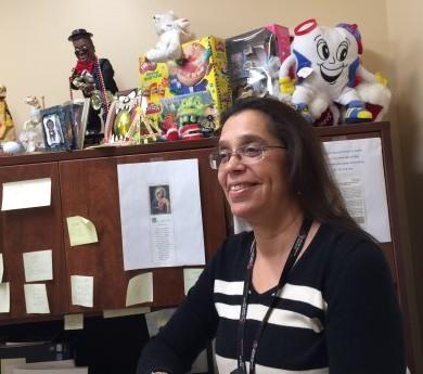 Dr. Rita Burnett