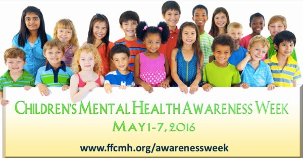Childrens Mental Health Awareness Week