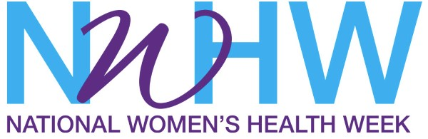 National Womens Health Week logo