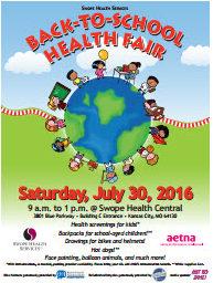Health Fair Small Icon