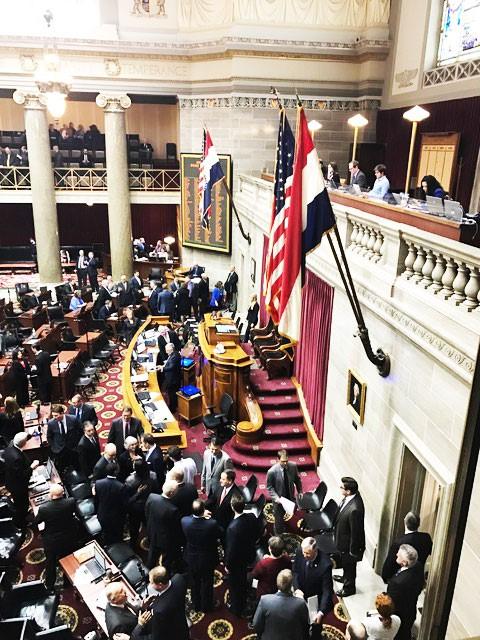 Mo Legislature