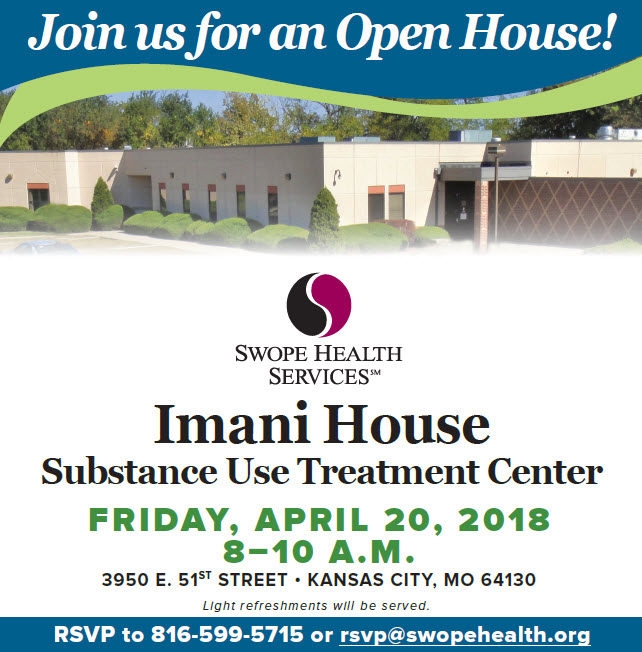 Imani House Open House