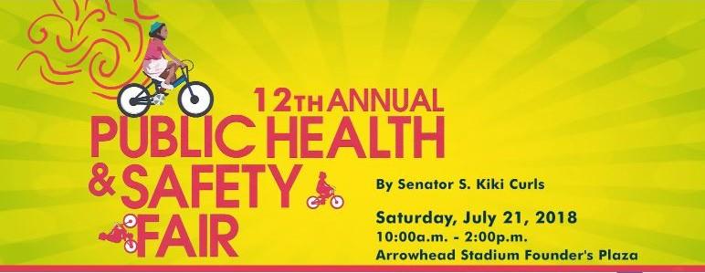 healthfair flyer