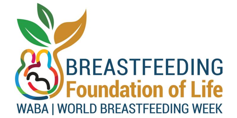 breastfeeding week logo