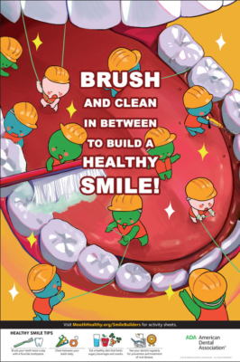 Dental Health Month 2019