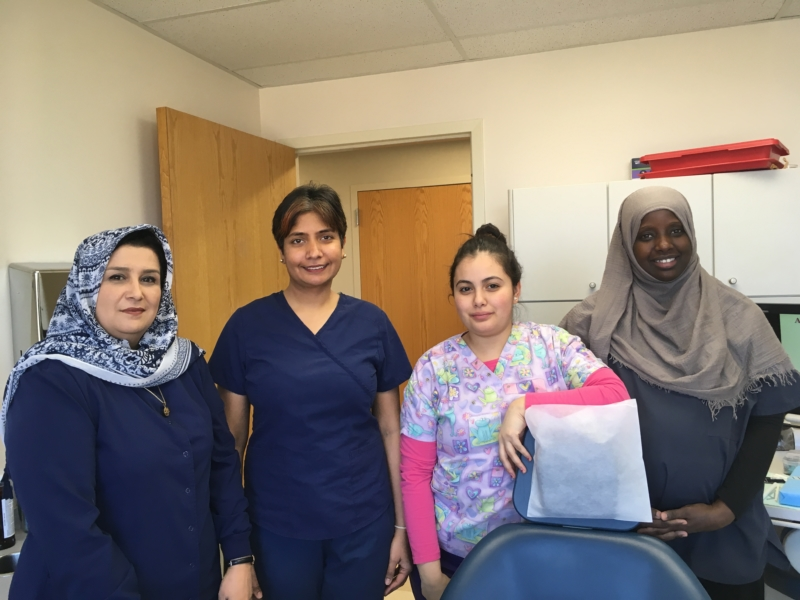 Dental Team at Swope Health Wyandotte