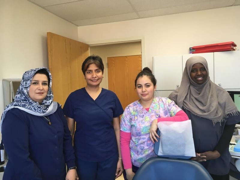 Dental Team at Swope Health Wyandotte
