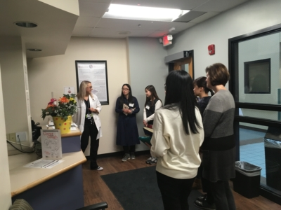 Swope Health Hosts Nursing Students from Japan