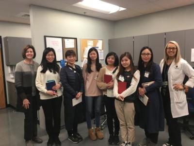 Swope Health Hosts Nursing Students from Japan