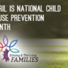 National Child Abuse Prevention