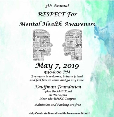 2019 Mental Health Awareness Event