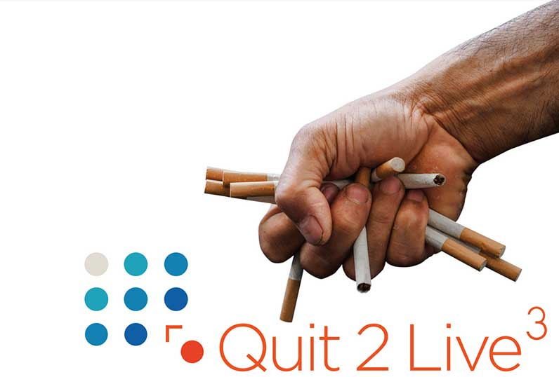 Quit2Live: Handfull of Cigarettes