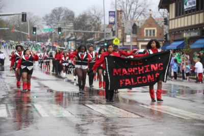 Marching Falcons