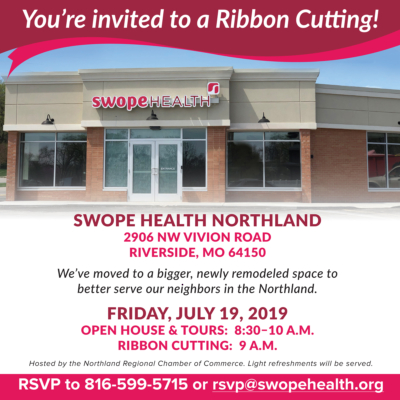 Swope Health Northland Ribbon Cutting
