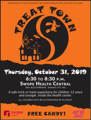Swope Health: Treat Town 2019