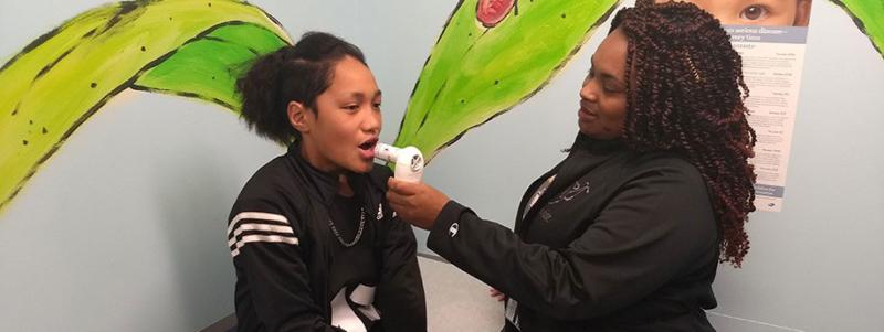 Asthma Training