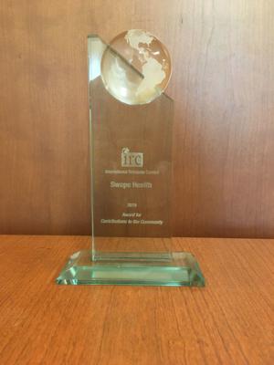 2019 IRC Award