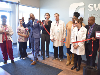 Swope Health West Opening