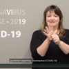 COVID-19 Resource for our deaf patients