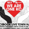 We are ONE KC Virtual Town Hall