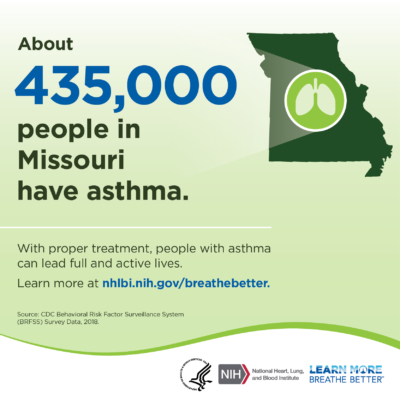 Asthma in Missouri